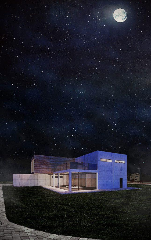 archicostudio_eindhoven-villa_night-view