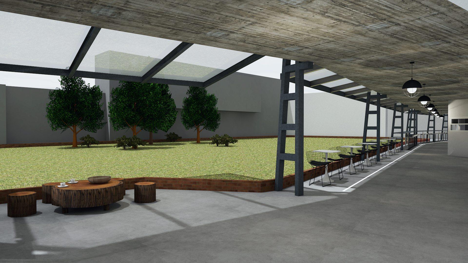 archicostudio_hospital-cafe_corridor-1