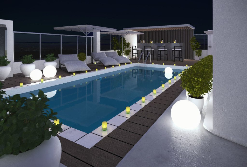 archicostudio_private-garden_pool-by-night