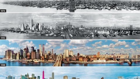 Skylines of the World